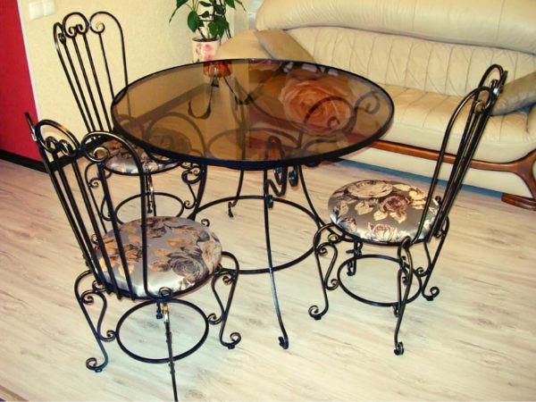 Комплект кованой мебели Арт. М-013