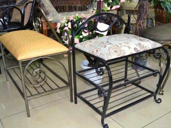 Кованая мебель для прихожей Арт. М-008